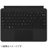 【純正】 Surface Go用 Surface Go タイプ カバー (英字配列) KCM-00021 ブラック