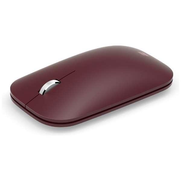 【純正】 Surface モバイル マウス KGY-00017 バーガンディ