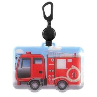 反射するパスケース 消防車 21339