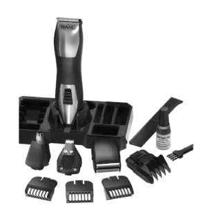 グルーミングトリマー[国内・海外対応] グルームズマンプロ ブラック&シルバー WT5208 [AC100V-240V]