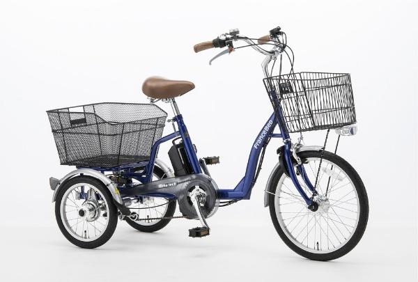 電動アシスト三輪自転車 ASU-3WT3 フランスベッド