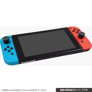 SWITCHJoy-Con用 アナログアシストスティック ブラック CY-NSAASSJ-BK 【Switch】