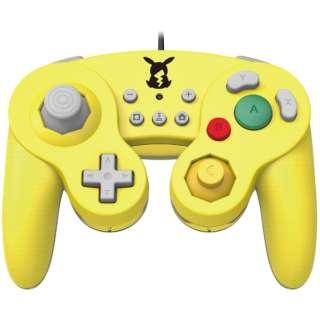ホリ クラシックコントローラー for Nintendo Switch ピカチュウ NSW-109 【Switch】