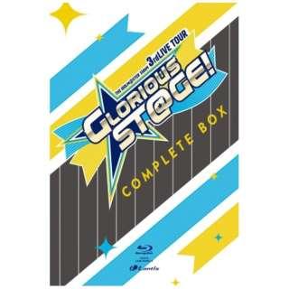 THE IDOLM@STER SideM 3rdLIVE TOUR ~GLORIOUS ST@GE!~ LIVE Blu-ray [Side MAKUHARI Complete Box(初回生産限定版)] 【ブルーレイ】