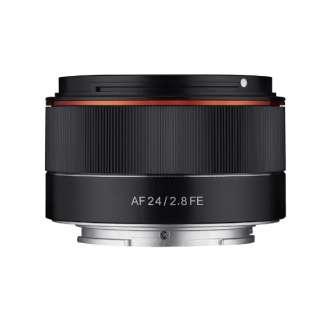 カメラレンズ AF24mm F2.8 FE ブラック [ソニーE /単焦点レンズ]
