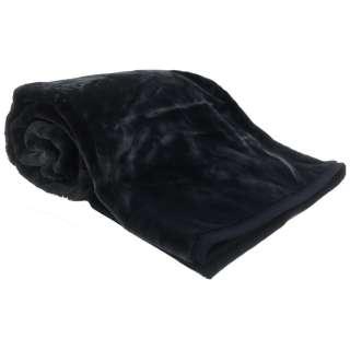 ラフィーナニューマイヤー毛布(シングルサイズ/140×200cm/ネイビー)