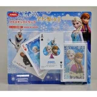 プラスチックトランプ SPWF4 アナと雪の女王