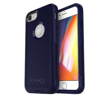 iPhone8/7 (4.7) Commuter 耐衝撃ケース/インディゴブルー 77-56651 IndigoBlue