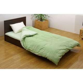 【掛ふとんカバー】森の眠り セミダブルサイズ(170×210cm/グリーン)