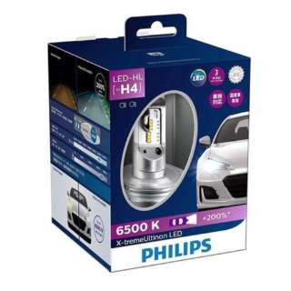 12901HPX2JP LEDヘッドライト H4 6500K