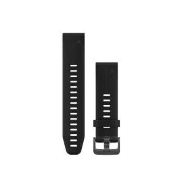 QuickFitバンド 20mm Line Black 010-12739-60