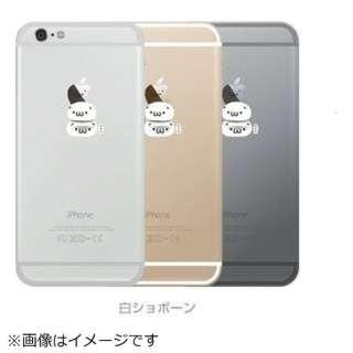 iPhone6 Plus (5.5) Applusアップラスハードクリアケース White IP6PAPPLUSWH ホワイト/ショボーン