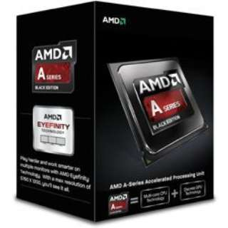 AMD A10 6790K Black Edition BOX