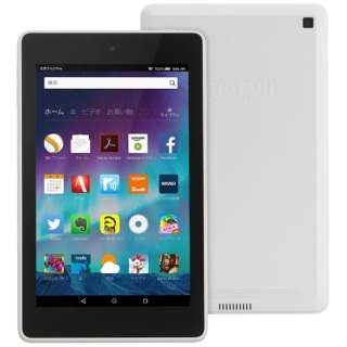 B00KC6FPYS Androidタブレット Fire HD6 ホワイト [6型 /ストレージ:16GB /Wi-Fiモデル]