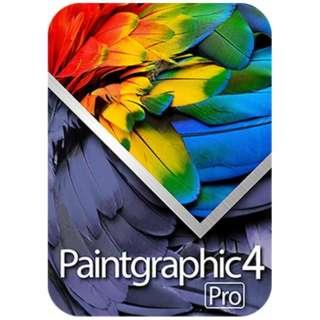 Paintgraphic 4 Pro ダウンロード版 【ダウンロード版】