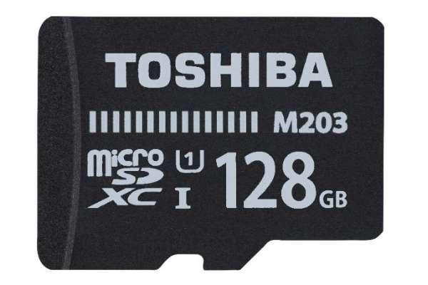 マイクロSDカードのおすすめ15選 東芝 「microSDXCカード MU-Jシリーズ」 MU-J128GX(128GB)