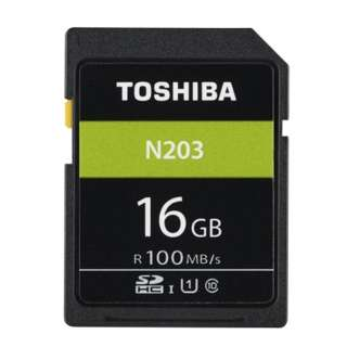 SDHCカード SD-LUシリーズ<N203> SD-LU016G [16GB /Class10]