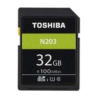SDHCカード SD-LUシリーズ<N203> SD-LU032G [32GB /Class10]