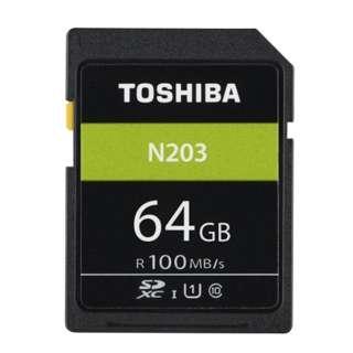 SDXCカード SD-LUシリーズ<N203> SD-LU064G [64GB /Class10]