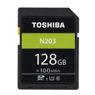 SDXCカード SD-LUシリーズ<N203> SD-LU128G [128GB /Class10]
