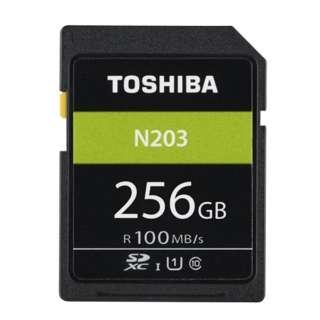 SDXCカード SD-LUシリーズ<N203> SD-LU256G [256GB /Class10]