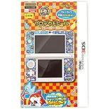 妖怪ウォッチ Newニンテンドー3DSプロテクトシール オレンジ台紙・メダル柄 YWG06-1 【New3DS】