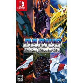 DARIUS COZMIC COLLECTION(ダライアス コズミックコレクション) 【Switch】