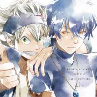 (V.A.)/ テレビアニメ ブラッククローバー ミュージックコレクション Vol.2 【CD】