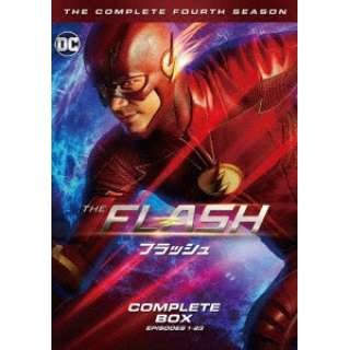 THE FLASH / フラッシュ <フォース・シーズン> DVD コンプリート・ボックス 【DVD】