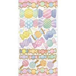 マスキングステッカー Candy W01-SMK-0007