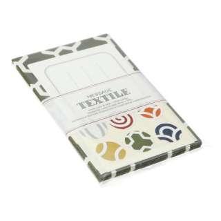 [レターセット]EDC ミニカードセット TEXTILE(封筒6枚+カード6枚) TXT-38-05 オリーブ