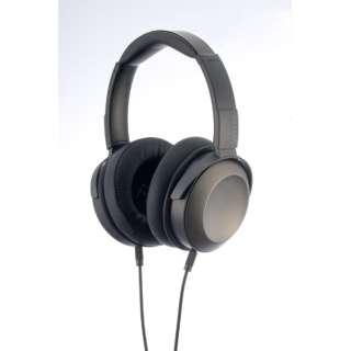 ヘッドホン VECLOS チタンゴールド HPT-700-TG [φ3.5mm ミニプラグ /ハイレゾ対応]