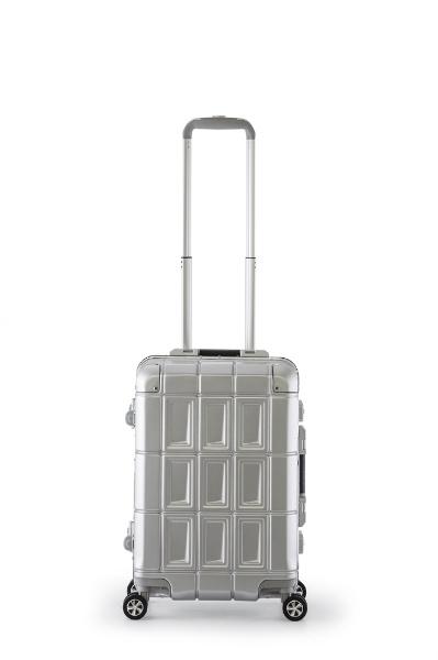 パンテオン スーツケース ハードキャリー 36L PANTHEON パンテオン シルバー PTR-3300-18 TSAロック搭載