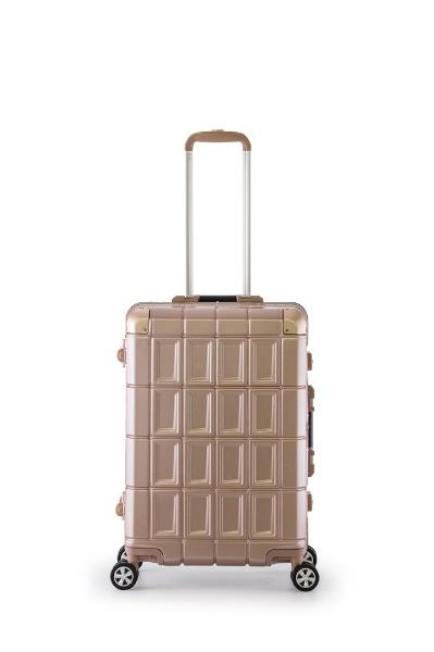 パンテオン スーツケース ハードキャリー 70L PANTHEON パンテオン ピンクゴールド PTR-3300-24 TSAロック搭載