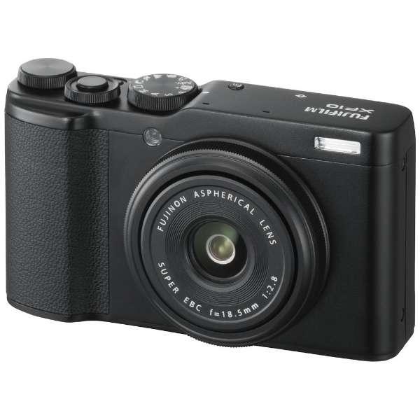 コンパクトデジタルカメラ FUJIFILM XF10(ブラック) XF10 ブラック
