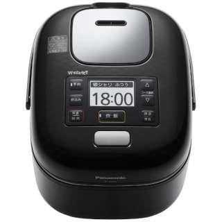 SR-JW058-KK 炊飯器 Jconcept(Jコンセプト) シャインブラック [3合 /圧力IH]