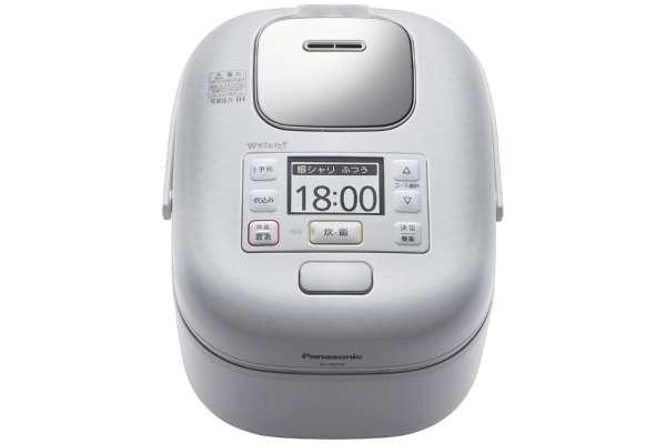 炊飯器のおすすめ17選 パナソニック「Jconcept(Jコンセプト)」SR-JW058(圧力IH)