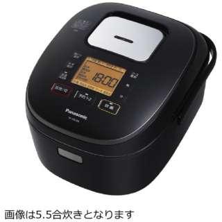 SR-HB188-K 炊飯器 ブラック [1升 /IH]