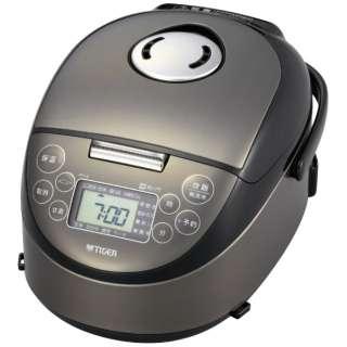 炊飯器 炊きたて サテンブラック JPF-A550-K [IH /3合]