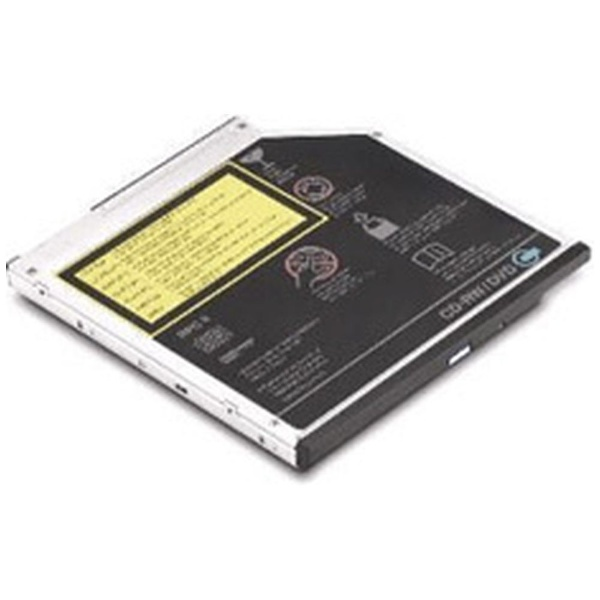 CD-RW/DVD-ROM コンボII ウルトラベイ・スリム・ドライブ 40Y8621