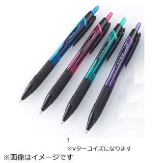 [油性ボールペン] 限定 ジェットストリーム スタンダード(0.5mm /黒) SXN-150-05.1P Vターコイズ