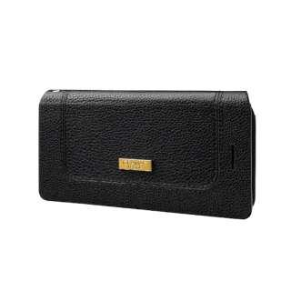 "iPhone 6s / 6用 GRAMAS FEMME Bag Type PU Leather Case ""Sac"" FLC275BK Black"