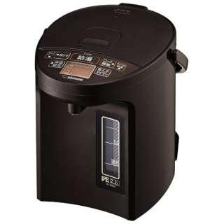 CV-GB22 電気ポット VE電気まほうびん 優湯生 ブラウン [蒸気セーブ機能つき /2.2L]
