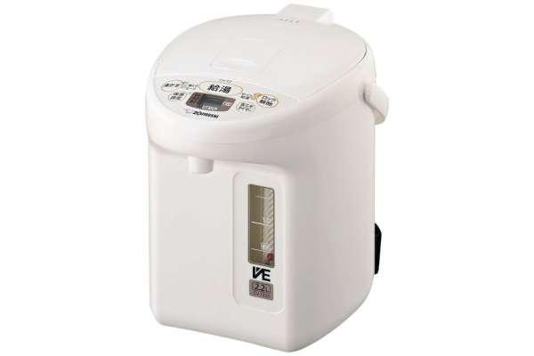 象印 電動式電気ポット 「VE電気まほうびん 優湯生」(2.2L) CV-TZ22