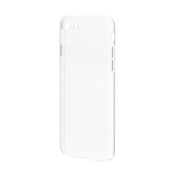 Iphone8/7 極限保護トライタンハードケース 4161IP7SA ラメクリア