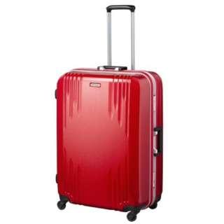 スーツケース 84L ワールドトラベラー(World Traveler) カタノイ(KATANOI) レッド ACE-4073RE [TSAロック搭載]