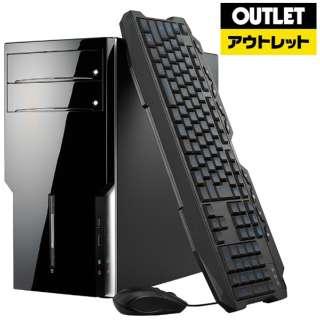【アウトレット品】 SPR-I740W10H17D デスクトップパソコン [モニター無し /HDD:1TB /SSD:120GB /メモリ:8GB] 【数量限定品】