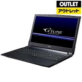 【アウトレット品】 15.6型ゲーミングノートPC[Win10 Home・Core i7・SSD256GB・HDD1TB・メモリ16GB・GTX1060] NGNI777M1S2H1X16W10W 【数量限定品】