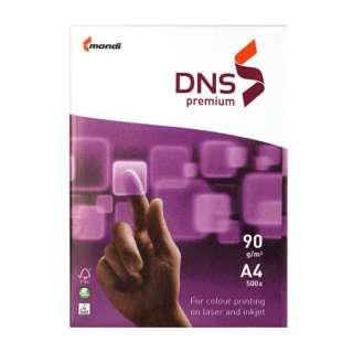 モンディ DNS premium 90g/m2(A4×500) DNS506 白