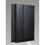無線LANルーター親機/11ac.n.a.g.b/867+300Mbps/有線Giga WRC-1167GST2 ブラック [ac/n/a/g/b]